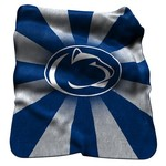 Logo Penn State Raschel Throw