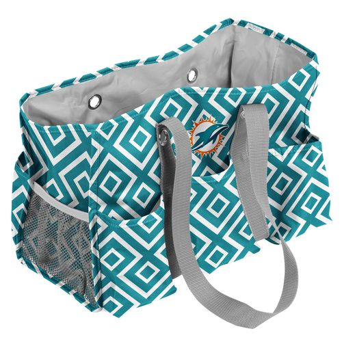 Logo™ Miami Dolphins DD Junior Caddy Tote Bag