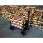 Mighty Max Cart Expandable Flatbed Cart - view number 6
