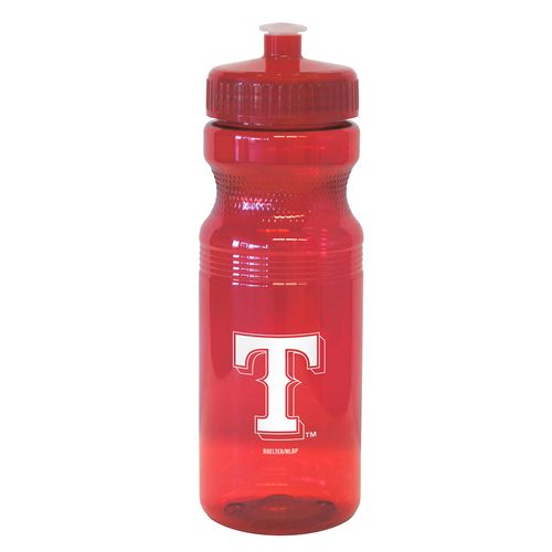 Boelter Brands Texas Rangers 24 oz. Squeeze Water Bottles 2-Pack