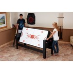 Fat Cat 3-in-1 Flip Air Hockey/Billiards/Table Tennis Game Table - view number 6