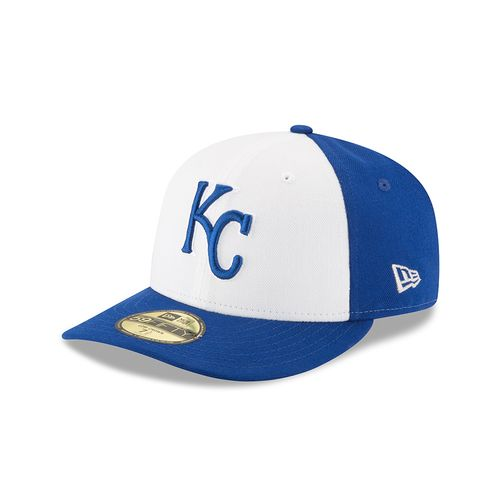 New Era Men's Kansas City Royals 2T Patched LC59FIFTY Cap