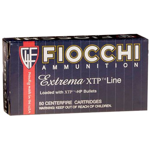 Fiocchi Extrema .25 ACP 35-Grain XTP Hollow-Point Centerfire