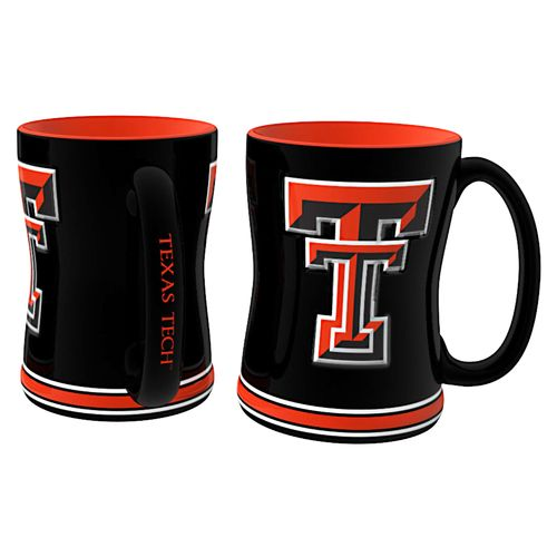 Boelter Brands Texas Tech University 14 oz. Relief Mugs 2-Pack