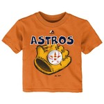 Majestic Infant Boys' Houston Astros Baseball Mitt Short Sleeve T-shirt