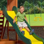 Backyard Discovery™ Weston Wooden Swing Set - view number 7