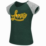 Colosseum Athletics Girls' Southeastern Louisiana University All About That Lace T-shirt