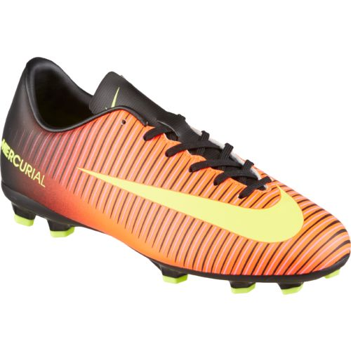 Nike Kids' Mercurial Vapor XI Firm Ground Soccer Boots - view number 2