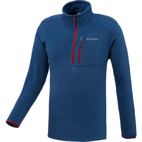 Columbia Sportswear Men's Cascades Explorer 1/2 Zip Fleece Jacket