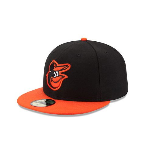 New Era Men's Baltimore Orioles 2016 59FIFTY Cap - view number 1