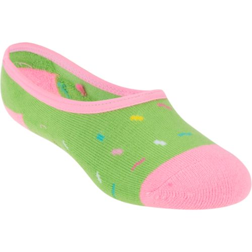 BCG™ Girls' No-Show Footie Socks