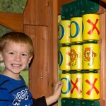 Backyard Discovery™ Playset Tic-Tac-Toe Game - view number 2