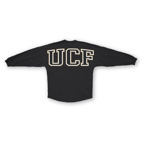 Three Squared Juniors' University of Central Florida Big Time Outline Sweeper T-shirt