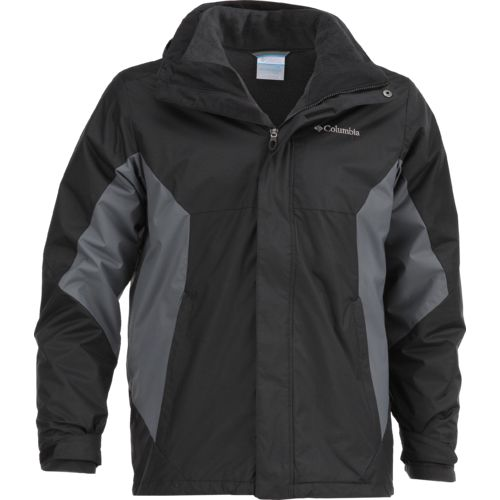Display product reviews for Columbia Sportswear Men's Eager Air Interchange Jacket