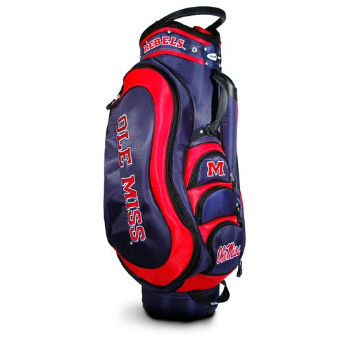 Team Golf University of Mississippi Medalist 14-Way Cart Golf Bag