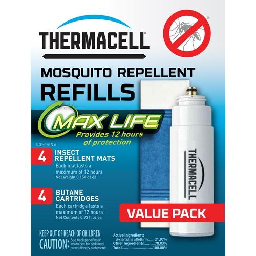 ThermaCELL® Mosquito Repellant Max Life Refill