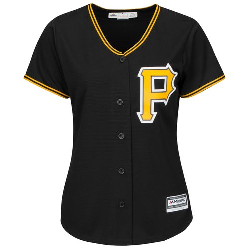 Majestic Women's Pittsburgh Pirates Cool Base® Replica Jersey