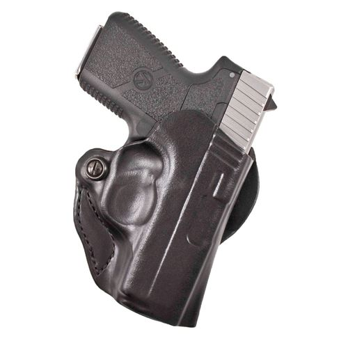 DeSantis Gunhide Mini Scabbard 9mm/.40 Belt Slide Holster
