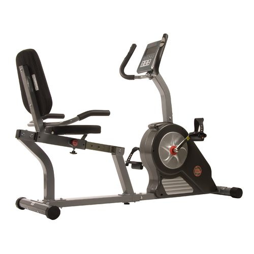 Body Power™ Deluxe Magnetic Recumbent Exercise Bike