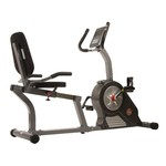 Body Power™ Deluxe Magnetic Recumbent Exercise Bike - view number 1