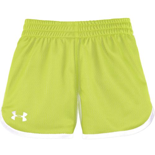 Under Armour™ Girls' Essential Mesh Short