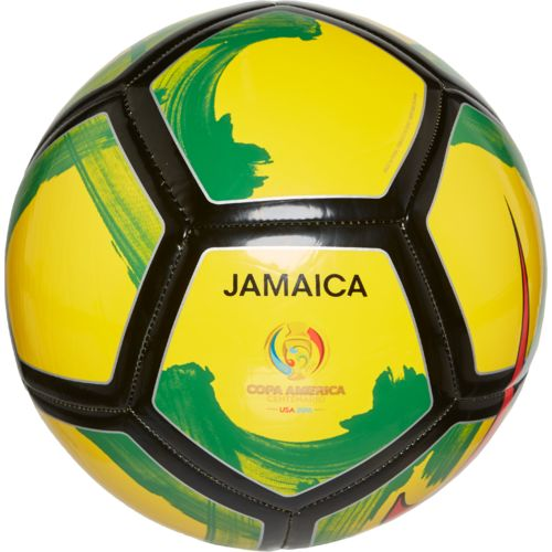 Nike™ Jamaica Supporters Ciento Size 5 Soccer Ball