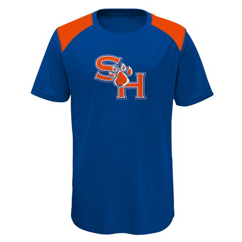 Gen2 Boys' Sam Houston State University Ellipse Performance Top