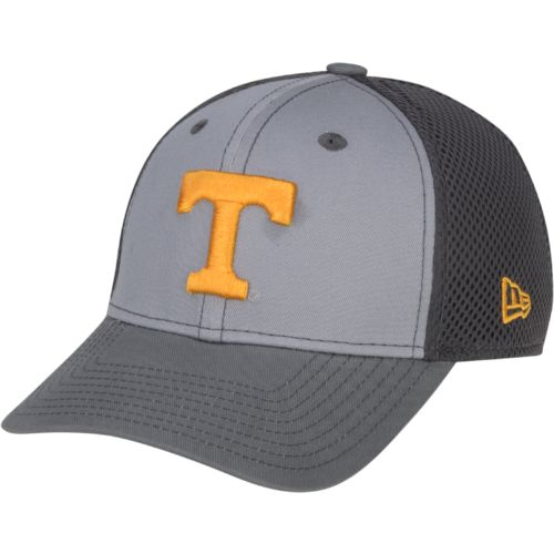 New Era Men's University of Tennessee Grayed Out Neo 39THIRTY Cap