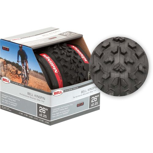 "Bell 26"" Kingpin Kevlar® Mountain Bicycle Tire"