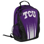 Forever Collectibles™ Texas Christian University Stripe Primetime Backpack