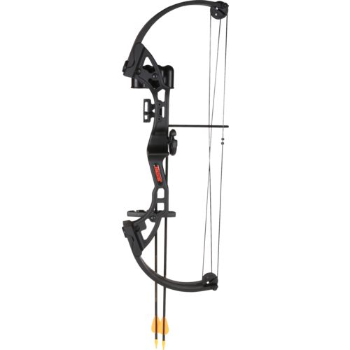 Display product reviews for Bear Archery Youth Brave 3 Compound Bow Set
