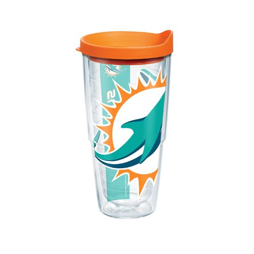 Tervis Miami Dolphins Colossal 24 oz. Tumbler with Lid