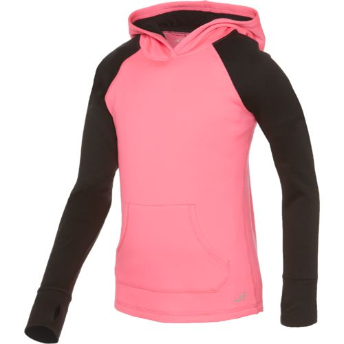 BCG™ Girls' Long Sleeve Blocked Hoodie