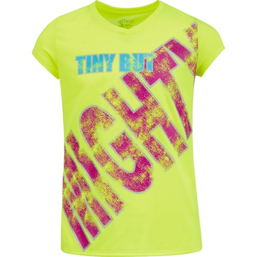 BCG Girls' Graphic Tech Short Sleeve T-shirt