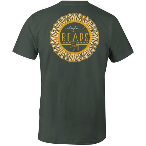 Image One Women's Baylor University Color Me Comfort Color T-shirt
