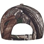 Under Armour™ Men's Texas Tech University Realtree Camo Flex Cap - view number 5