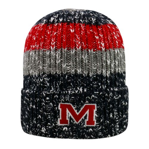 Top of the World Men's University of Mississippi Wonderland Knit Cap