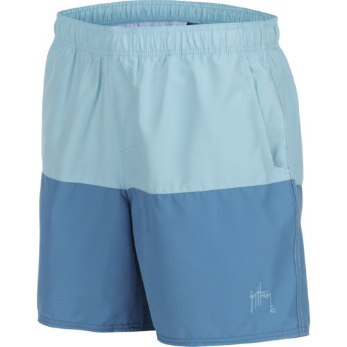 Guy Harvey Men's Hemi Volley Swim Short