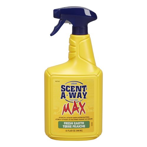 Scent-A-Way 32 oz. Max Fresh Earth Spray