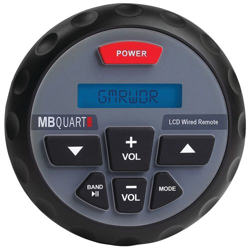 MB Quart Wired Remote with Display