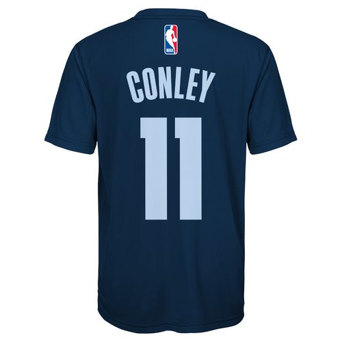 NBA Youth Memphis Grizzlies Mike Conley No. 11 Flat Player T-shirt