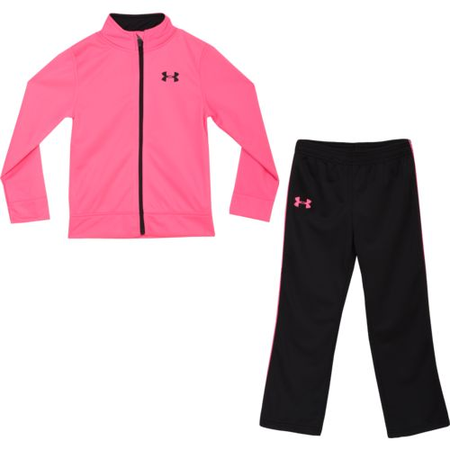 Under Armour™ Girls' Teamster Track Set
