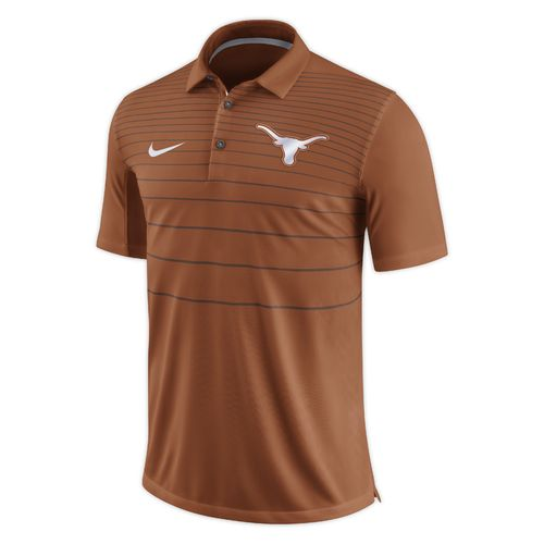 Nike Men's University of Texas Early Season Polo Shirt