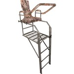 Summit Hex Tube Ladder Treestand - view number 1