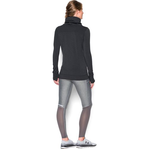 Under Armour Women's Featherweight Fleece Slouchy Pullover - view number 5