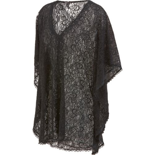O'Rageous® Women's Lace Poncho Cover-Up