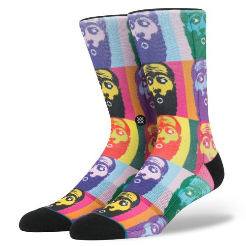 Stance Squad Lohraw Crew Socks - view number 1