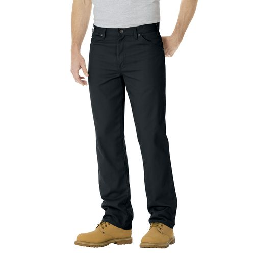 Dickies Men's Regular Straight Fit 5-Pocket Jean