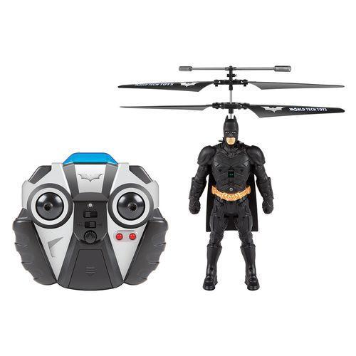 World Tech Toys DC Comics Batman 2 Channel IR RC Helicopter