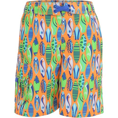 O'Rageous Boys' Surfboard E-boardshort